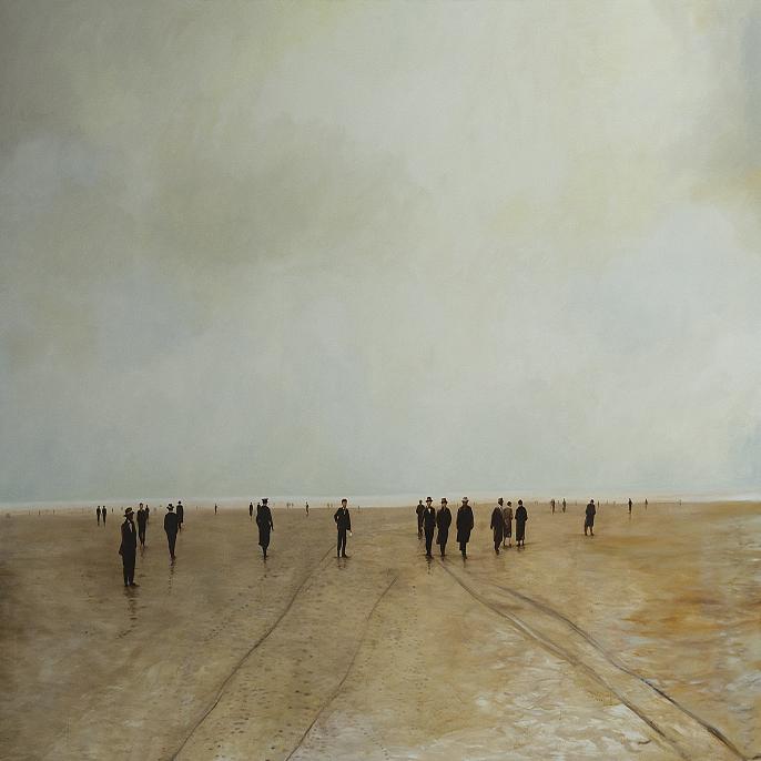 Óleo sobre tela 180 x 250 cm 2013-14
