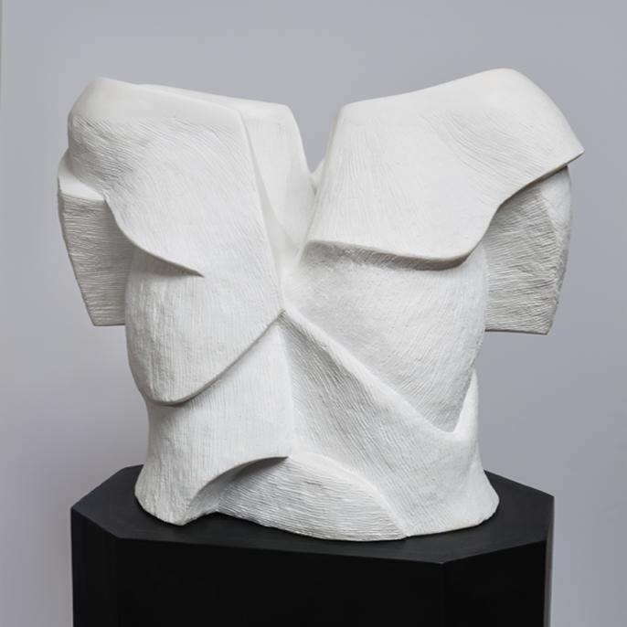 Mármol de Carrara  50 x 40 x 55 cm  2008